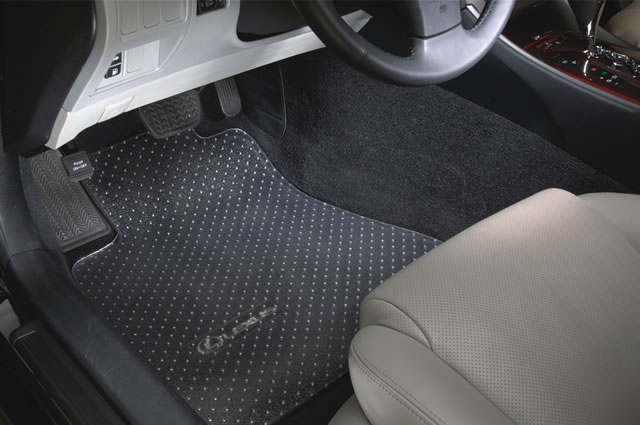 Clear Mats Carpet Protection - Intro-Tech (protecta-mats-clear)