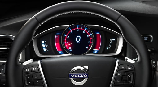 Adaptive Digital Display - Volvo (add)