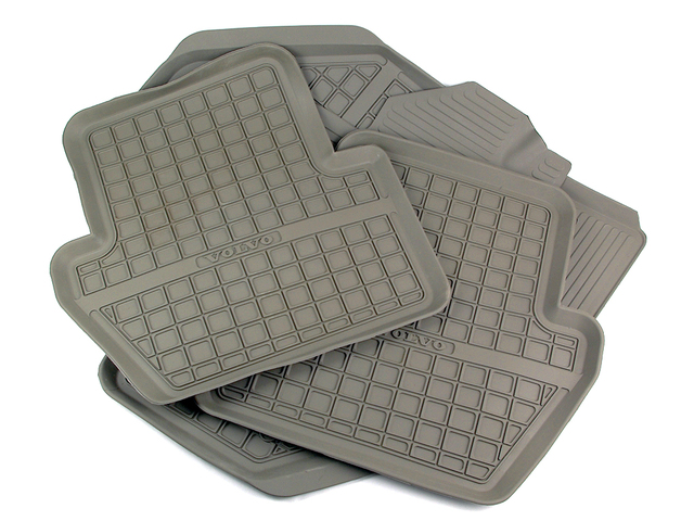 Rubber Mats S80 1999-2006 - Volvo (39998294)