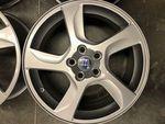 S60 / V60 Wheels 2012- - Volvo (31373480SET)