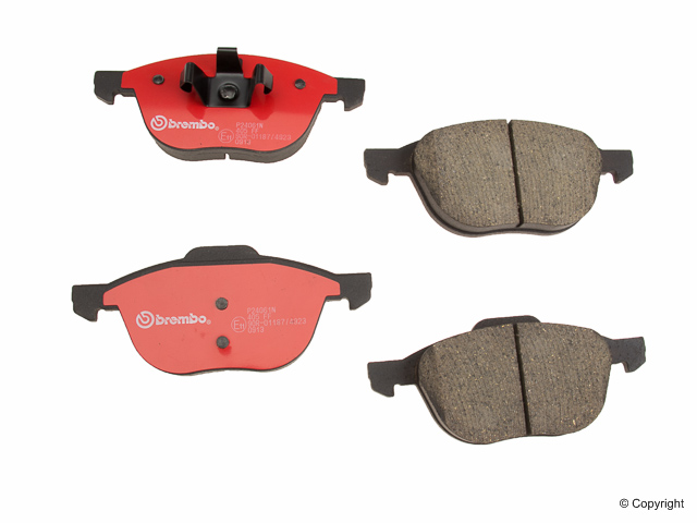 Front Brake Pads Brembo
