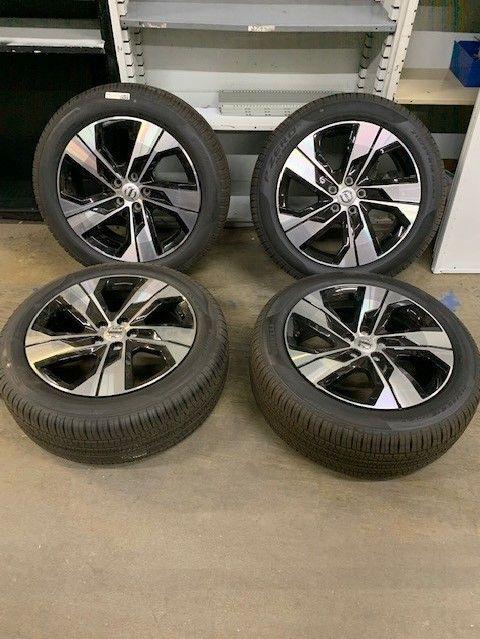 18 Inch, 5 Spoke V60 take off Wheels set - Volvo (8640903)