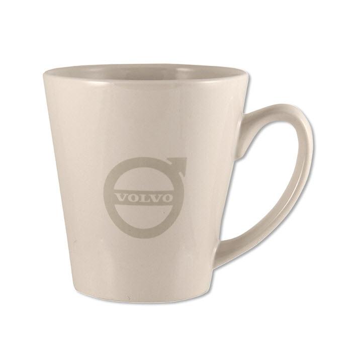 Volvo White Mug - Volvo (cmg16926)