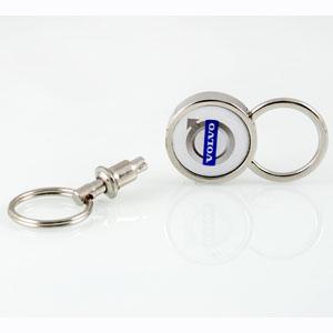 Volvo Valet Keychain - Volvo (cmg16987)