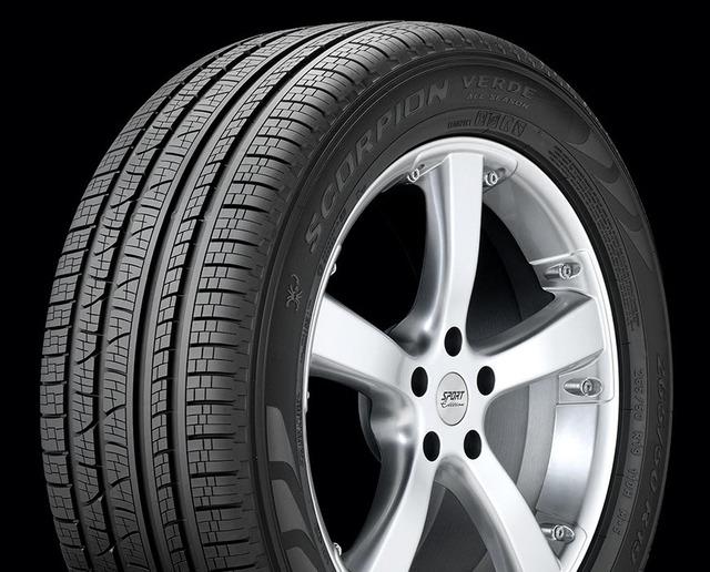 Pirelli Scorpion Verde P275/45R20 Tire All Season 110V - Volvo (PIR2765100)
