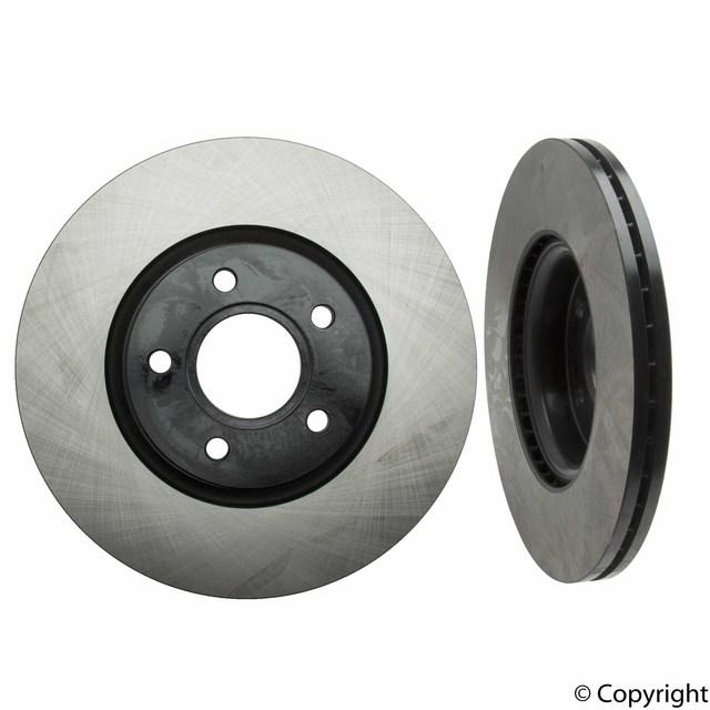 Front Brake Rotor Economy