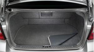 Carpet Trunk Mat S60 2011- - Volvo (30721955)