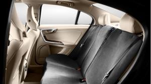 Rear Seat Cover S60 V60 2011- - Volvo (31263120)