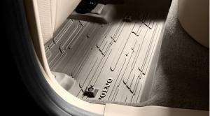 Rubber Floor Mats S60 2011-, V60 - Volvo (31426163)