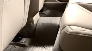 Rubber Tunnel Mat S60 2011-, V60 - Volvo (39822906)