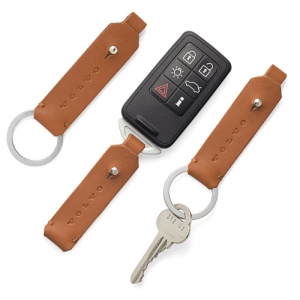 Volvo Leather Keychain - Volvo (CMG2300504)