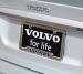 Volvo License Frame - Volvo (8640121)