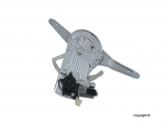 VOLVO RIGHT FRONT DOOR WINDOW REGULATOR ASSY
