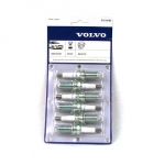 Volvo Spark Plugs 6-cyl non turbo