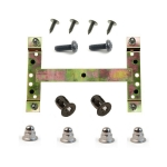 Volvo License Bracket Kit - Volvo (31391626-kit)