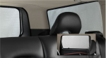 Rear Sunshades V70 XC70 2008-