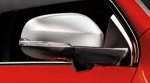 Mirror Covers Black or Silver S60 V60 - VOLVO (31428842)