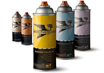Volvo Spray Paint - Volvo (volvo-paint)