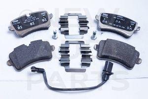 Brake Pads - Audi (4G0-698-451-J)