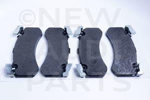 Brake Pads - Audi (4G0-698-151-AB)