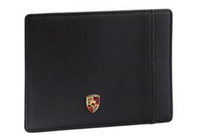Porsche Leather Credit Card Case - Porsche (WAP-030-020-0E)
