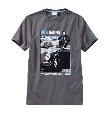 Men's T-shirt Steve McQueen