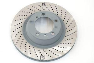 Disc Brake Rotor - Porsche (997-352-406-02)
