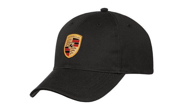 Cap Unisex Crest Bla - Porsche (WAP-590-001-0J)