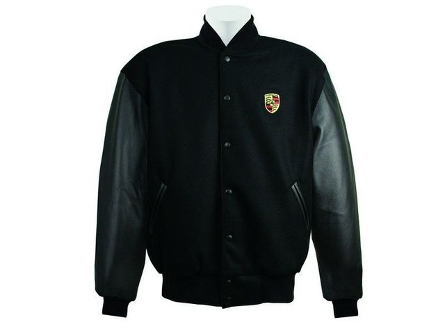 Porsche Laguna Varsity Jacket