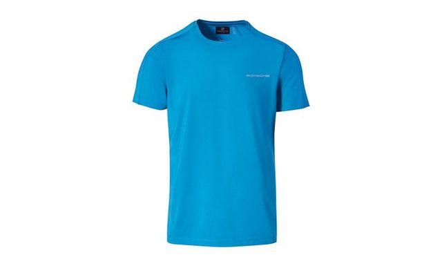 Taycan Collection, Men's Blue T-Shirt - Porsche (WAP-601-XXX-0L-TYC)