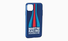 Snap On Case, iPhone 11 Max, MARTINI RACING - Porsche (WAP-030-004-0L-0MR)