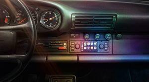 PORSCHE CLASSIC RADIO - Single Din ***CALL FOR AVAILABILITY*** - Porsche (911-645-591-00)