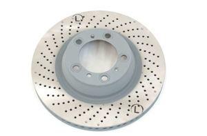 Disc Brake Rotor - Porsche (997-352-405-02)
