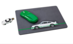 Computer mouse set and USB stick