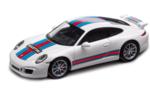 911 Carrera S Aerokit Cup MARTINI RACING, white 1:43