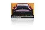 Porsche Enamel Sign - Porsche (PCG-000-964-30)