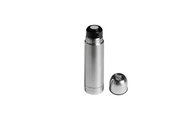 Home: Thermal Stainless Steel Flask with lid - Porsche (WAP-050-062-0F)