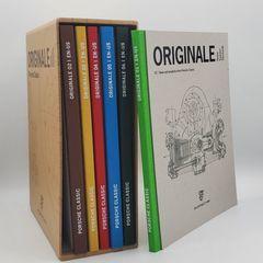 Porsche Classic Catalogue Set #1-6 - Porsche (PCG-001-006-21)