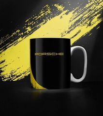 Collector's mug - Limited Edition - GT4 Clubsport - Porsche (WAP-050-340-0L-CLS)