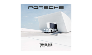 """FREE SHIPPING - Calendar 2019 """"Timeless History"""" - Porsche (WAP-092-001-0K)"""