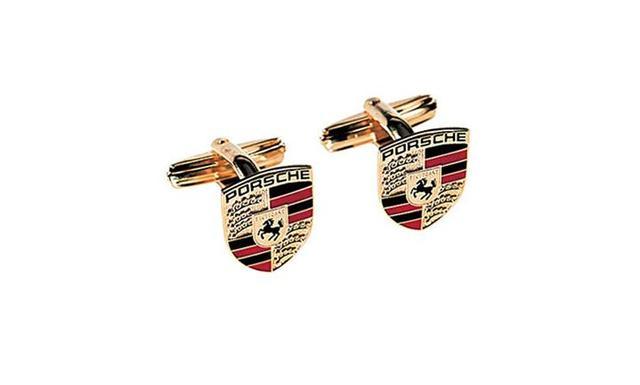 Porsche Crest Cuff Links - Porsche (WAP-050-140-15)