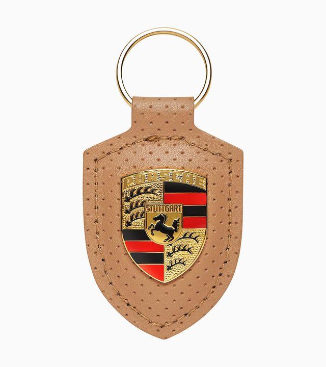 Crest Key Ring – Heritage - Porsche (WAP-050-090-0L-HRT)