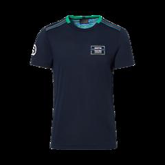 Men's Hippie T-shirt - MARTINI RACING - Porsche (WAP-551-XXX-0L-MRH)