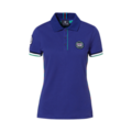 Women's Hippie Polo Shirt - MARTINI RACING - Porsche (WAP-921-XXX-0L-MRH)