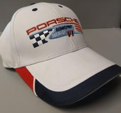 Rennsport White Hat - Porsche (REN00100618)
