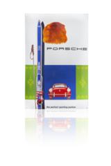 Sporting Partner Enamel - Porsche (PCG-000-999-10)