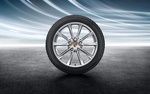 "19"" Boxster S 718 Winter Wheel/Tire Set (TPMS) - Porsche (982-044-600-14)"