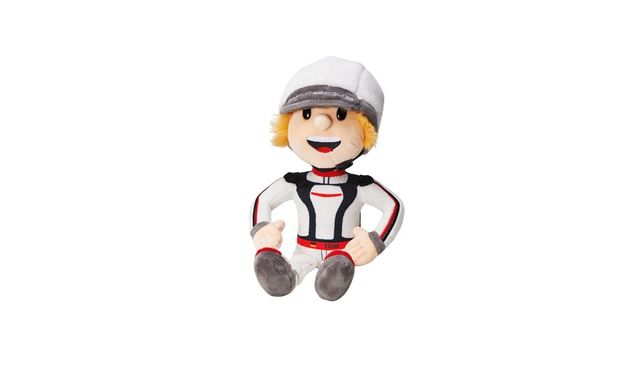 Tom Targa, Plush Toy - Porsche (WAP-040-008-0M-TOM)