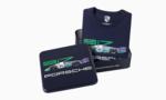 T-shirt, Unisex - MARTINI RACING - Porsche (WAP-671-XXX-0L-MRH)