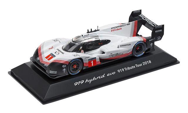 919 Hybrid Evo, Limited Edition 1:43 - Porsche (WAP-020-926-0K)